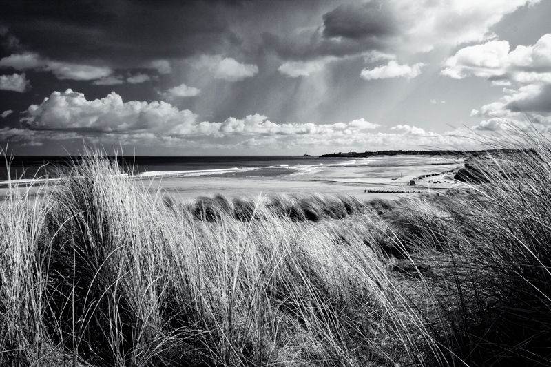 Blyth Beach to St Mary's (mono)