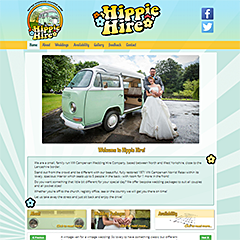 HippieHire website